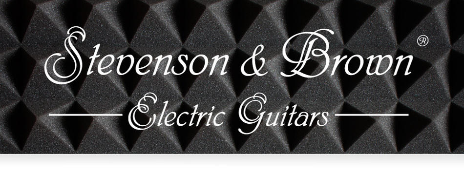 Stevenson & Brown Electric Guitars